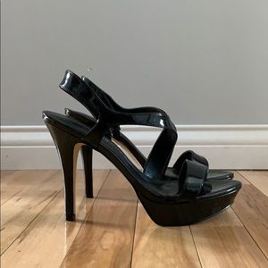 Black, Sexy Heels perfect for a girls night!